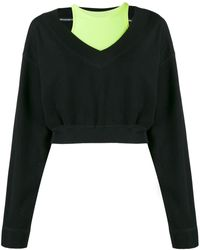 T By Alexander Wang - レイヤード セーター - Lyst