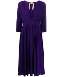 N°21 - フレア ドレス - Lyst