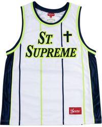 Supreme - 'st. ' トップ - Lyst