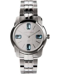 Dolce & Gabbana Dg7 Topaz 40mm 腕時計 - メタリック