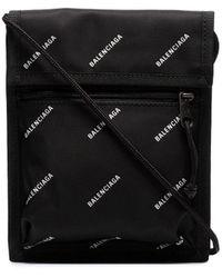 Balenciaga Explorer Pouch - Black