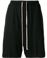 Rick Owens Lilies - High Waisted Shorts - Lyst
