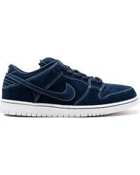 Nike Кроссовки Sb Dunk Low Pro 'blueprint' - Синий