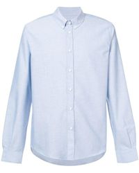 Éditions MR - Oxford Long Sleeve Shirt - Lyst