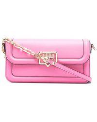 Chiara Ferragni Small Shoulder Bag - Pink