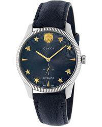 Gucci - G-タイムレス 腕時計 40mm - Lyst