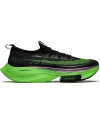 Nike 'Air Zoom Alphafly Next%' Sneakers - Grün