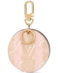 Louis Vuitton 'Sweet Miroir' Taschenanhänger - Braun