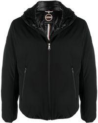 Colmar フーデッド パデッドジャケット - ブラック