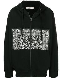 Damir Doma - Classic Front Zip Hoodie - Lyst