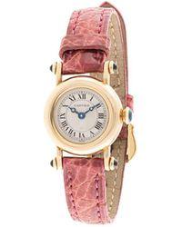 Cartier Diabolo ミニ腕時計 - マルチカラー