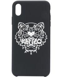KENZO Чехол Для Iphone Xs Max - Черный