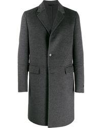Prada Однобортное Пальто - Многоцветный