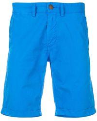 Sun 68 Pantalones chinos cortos - Azul