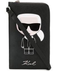 Karl Lagerfeld - Portateléfono K/Ikonik - Lyst