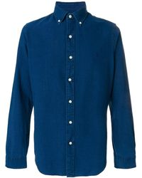 Polo Ralph Lauren Denim Buttondown Shirt - Blue