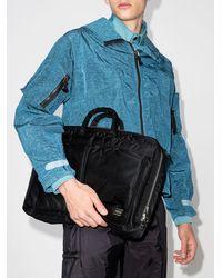 Porter 2way ビジネスバッグ - ブラック