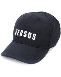 Versus - Logo Print Cap - Lyst