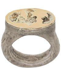 Parts Of 4 Кольцо Roman - Многоцветный
