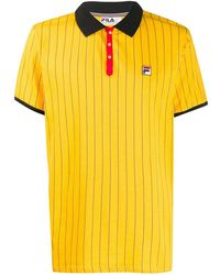 92073ab0 Bb1 Classic Vintage Polo In Yellow And Black