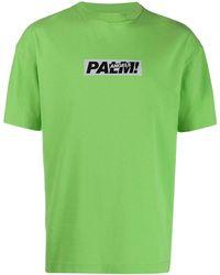 Palm Angels - ロゴ Tシャツ - Lyst