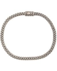 John Hardy Classic Chain Bracelet - Metallic