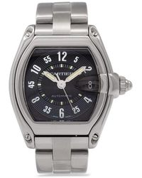 Cartier Orologio Roadster 34mm Pre-owned 2005 - Nero