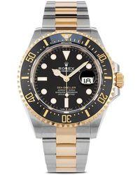 Rolex - Наручные Часы Sea-dweller Pre-owned 43 Мм 2020-го Года - Lyst