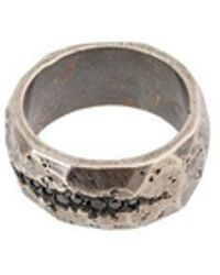 Tobias Wistisen - Worn Out Effect Ring - Lyst