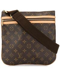 Louis Vuitton Сумка На Плечо Pochette Bosphore Pre-owned - Коричневый