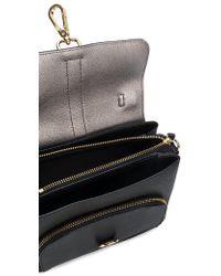 DKNY - Buckle-lock Crossbody Bag - Lyst