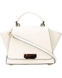 Zac Zac Posen Eartha Medium Cross Body Bag - White