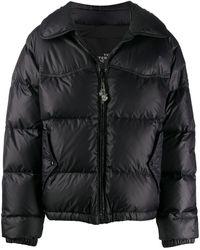 Marc Jacobs パデッドジャケット - ブラック