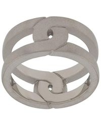 Maison Margiela - Chain Intertwined Ring - Lyst