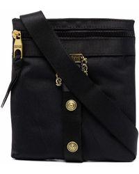 Versace Jeans Couture Сумка-мессенджер На Молнии - Черный