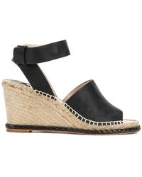 Paloma Barceló - Ankle Strap Wedges - Lyst