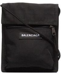 Balenciaga - エクスプローラー ストラップ ポーチ - Lyst