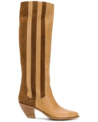 Golden Goose Deluxe Brand - Nebbia High Boots - Lyst