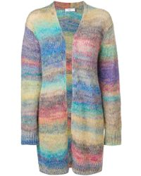 Closed - Knitted Cardigan - Lyst