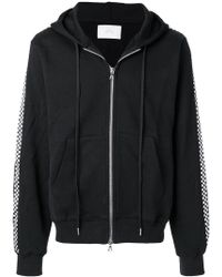 Stampd - Front Zip Hooded Jacket - Lyst