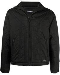A_COLD_WALL* パデッドジャケット - ブラック