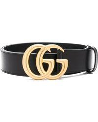 Gucci - Ремень GG Marmont - Lyst