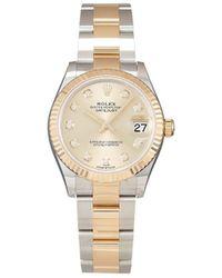 Rolex Reloj Datejust de 31mm 2021 sin uso - Metálico