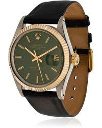 La Californienne Rolex Oyster Perpetual Date 34mm 腕時計 - マルチカラー