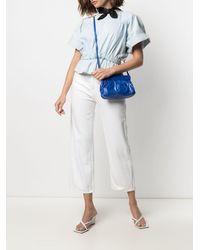Isabel Marant ロゴ クラッチバッグ - ブルー