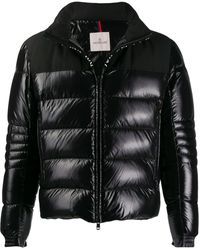 ff30d0f39 Moncler 'thoule' Padded Jacket in Black for Men - Lyst