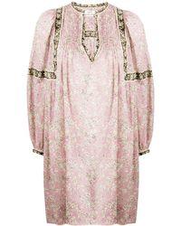 Étoile Isabel Marant Robe Virgine - Rose