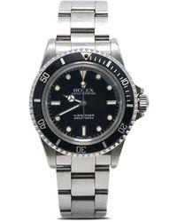 Rolex Наручные Часы Submariner 40 Мм 1987-го Года - Черный