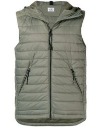 C P Company - Vest With Glasses - Lyst