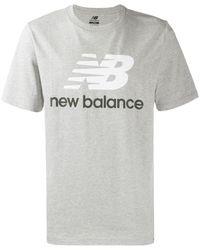 New Balance ロゴ Tシャツ - マルチカラー